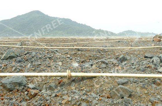 Gold Recovery Chemical Application Gold Heap Leaching