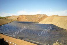 Gold Heap Leaching Plant in Mongolia