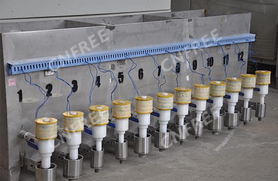 Flotation Reagents Adding Method