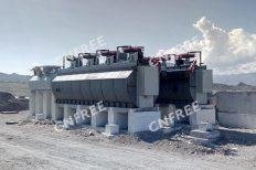 Copper Flotation Plant in Pakistan