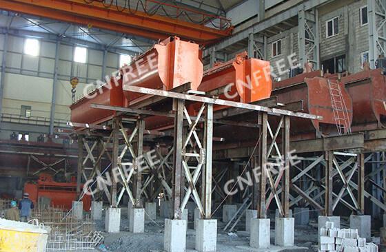 Copper-Lead-Zinc Flotation Plant in Armenia